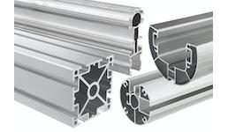Aluminiumsonderprofile, Aluminiumprofile