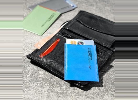 Document Safe® Schutzhüllen gegen Datendiebstahl