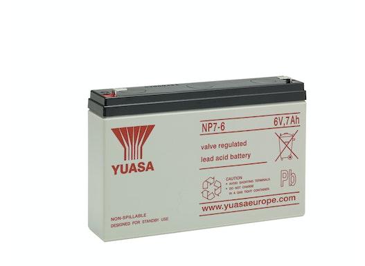 Yuasa NP7-6