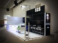 Messebau Systemvarianten S - XL