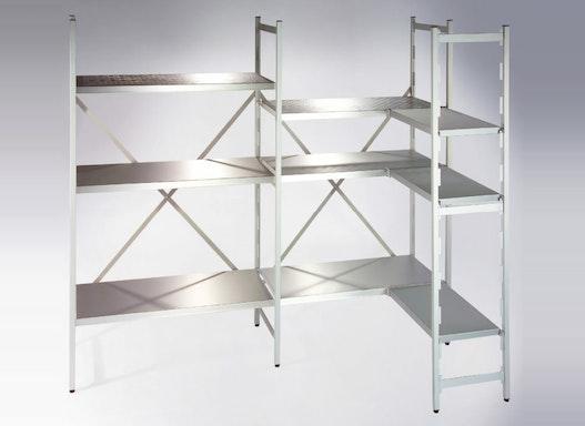 """Aluminium-Regalsystem """"ARS"""":"""