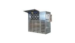 Absaug- und Filterwand ZinoCar DF für Staub und Rauch
