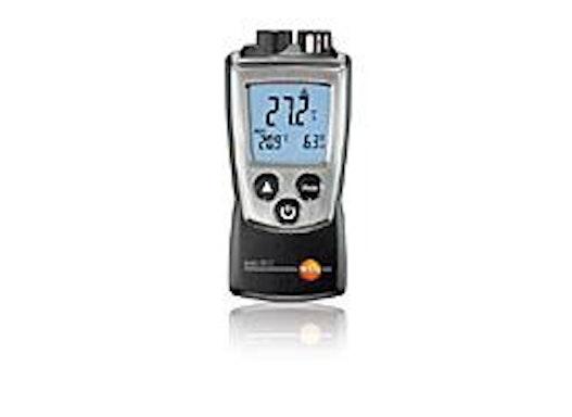 Testo 810 Temperatur Messgerät