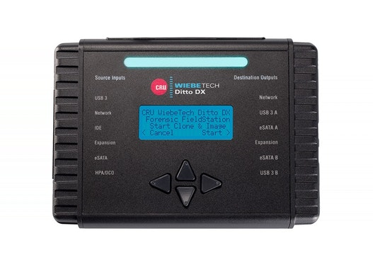 Ditto DX Forensic Fieldstation