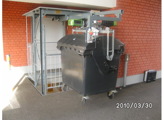 Mülltonneaufzüge