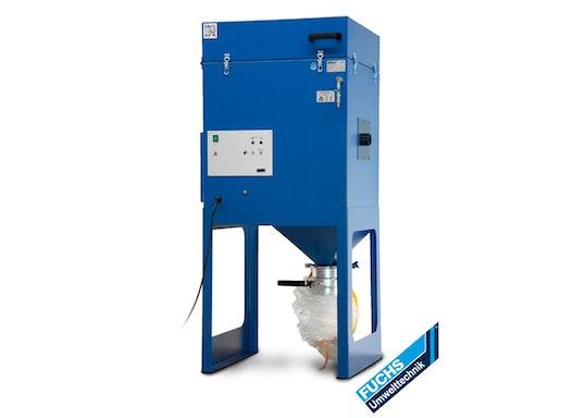 Abreinigbares Filtergerät Typ MKFVA