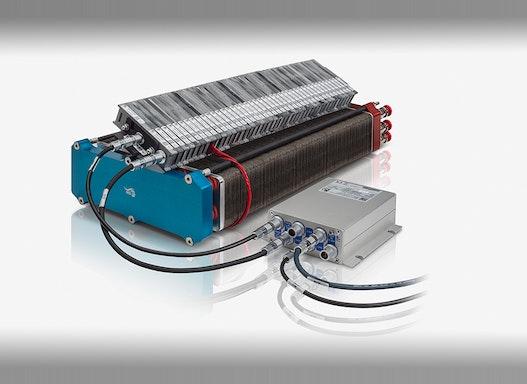 CVM-System / Brennstoffzellen / Batterien