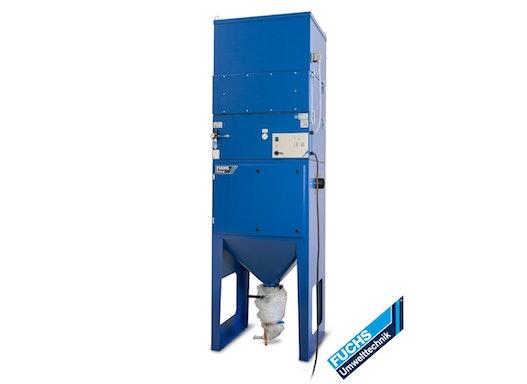 Abreinigbares Filtergerät Typ INRVA