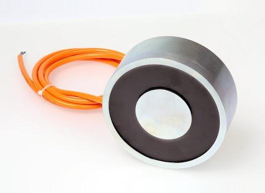 Elektromagnet rund