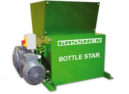 Maschine zur Abfallverarbeitung Bottle-Star