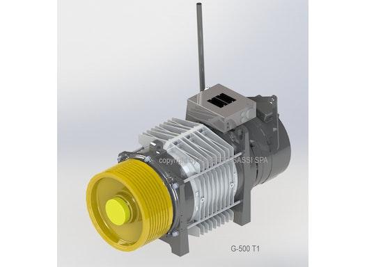 Gearless G-500