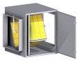 Hochleistungs – Filtersystem mit hydroSorp® – Abscheider und CIP-Selbstreinigungssystem.
