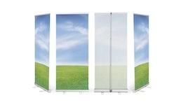 Display und Rollups