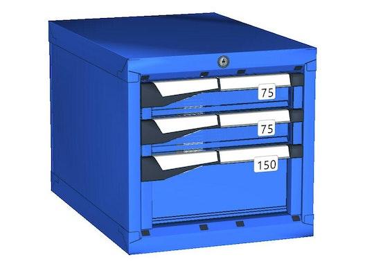 Schubladenschrank 408x573x400mm