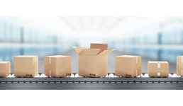 Logistikservice für den Versandhandel