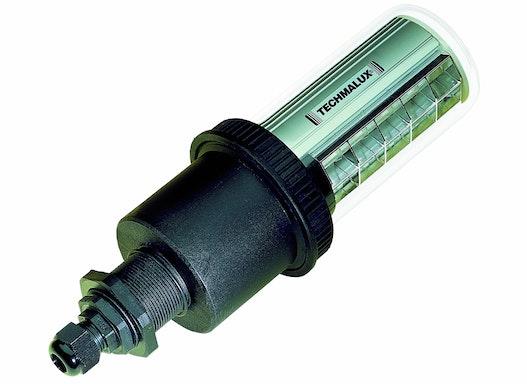 LED Rohrleuchte IP67 ø 70 mm
