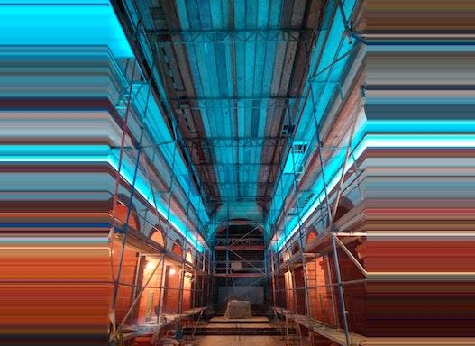 RGB LED-Lichtkontur