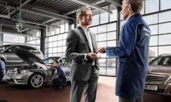 Präsentation zur Internen Kommunikation für die Daimler AG