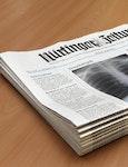 Druck und Satz von Anzeigenblättern und Zeitungen