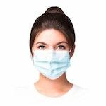 Einweg Mund- und Nasenschutz (MNS)