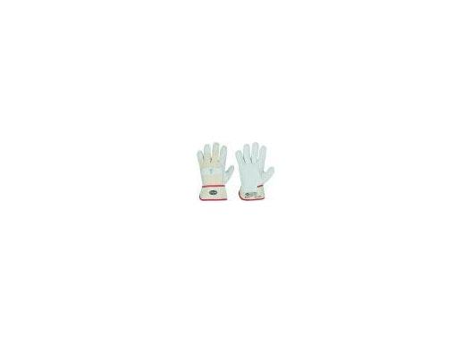 Rindvollleder-Handschuhe, STIERKOPF