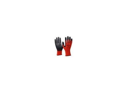 Nylon-Handschuhe mit Nitrilschaum-Beschichtung