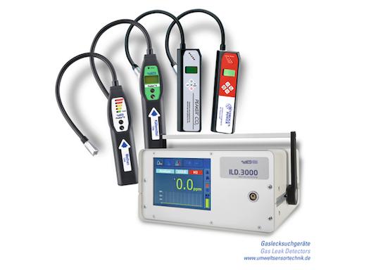 Gasspürgeräte/Gaslecksuchgeräte