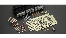 Prototypen und Kleinserien, Laserschneiden, Präge- und Biegeteile
