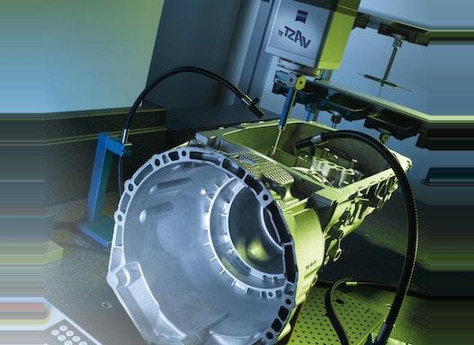 zemicontrol - Industrielle 3D-Messtechnik