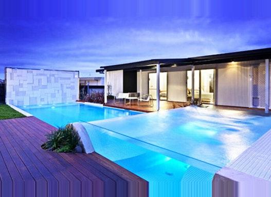 DS® Acryl Glas, PLEXIGLAS® Pools, Swimming Pools , Infinity Pool