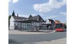 Mobile Wartehallen, transportable Fahrgastunterstände