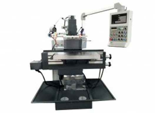 Werkzeugfräsmaschine - Universal KRAFT WF 400 №1124-99010