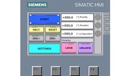 HMI Software Erstellung