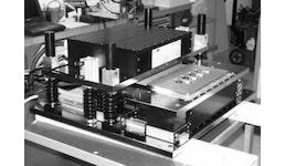 Vorrichtung für Voice Coil Motors (VCM) in Festplatten