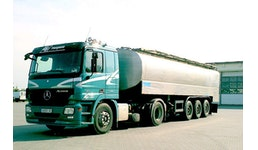 Milchtransporte