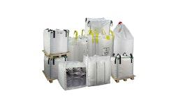 Allgemein: Big Bags, FIBC, Schüttgutbehälter, Supersacks, Bulk Bags, Linerauskleidungen für Oktabins