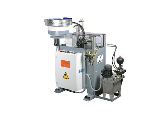Nachbearbeitungsmaschinen Typ NBM für Stanz-, Spritz- und Kaltfließpressteile
