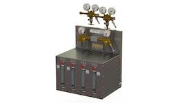 Prüfeinheit Gassektion PE-GS