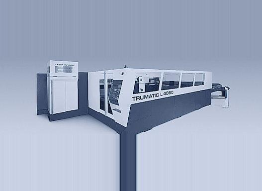 Laserschneidetechnik
