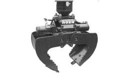 Vermietung Mehrzweckgreifer: KINSHOFER A02H-30