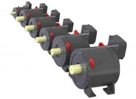 synchron Motor POWERTECH ST