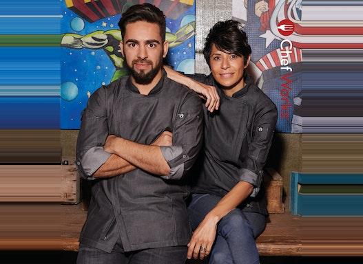 Chef Works®  Gastronomie-Hotel Bekleidung  - Urban Kochjacken Kollektion