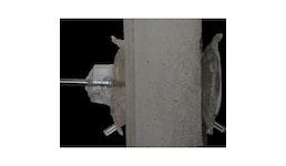 Gelbeutel TRANSEGP250 für durchgehende Bohrung Ø ≤ 14 mm