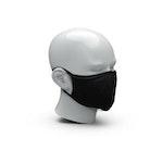 """Community-Maske """"Cotton"""", schwarz/weiß"""
