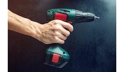 Akkuwechsel für Werkzeuge (Powertool)
