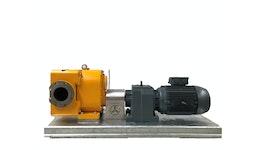 Pumpen für hochviskose Medien mit Feststoffen
