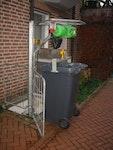 Mülltonnen bzw Lastenaufzug
