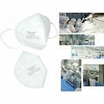 FFP2 Atemschutzmasken Baner
