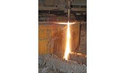 XXL-Brennzuschnitte für den Schwermaschinenbau bis Dicke 900 MM