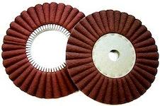 Schleifvlies-Wellen-Ringe